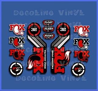 Pegatinas Fox Float 32 2015 HERETAGE DP1086 Stickers AUFKLEBER Decals AUTOCOLLANTS ADESIVI