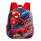 KARACTERMANIA Spiderman Wall-Mochila 3D (Pequeña)