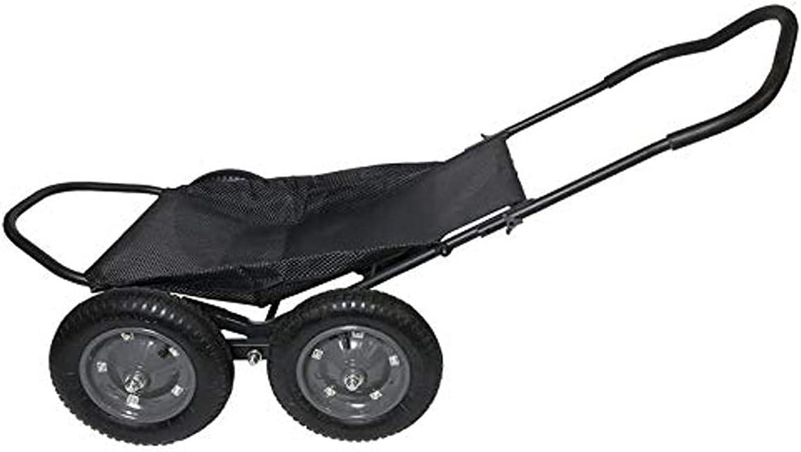 Hawk 4 Pack Crawler Deer sale and Multi Sales one Black Cart HW Size Use