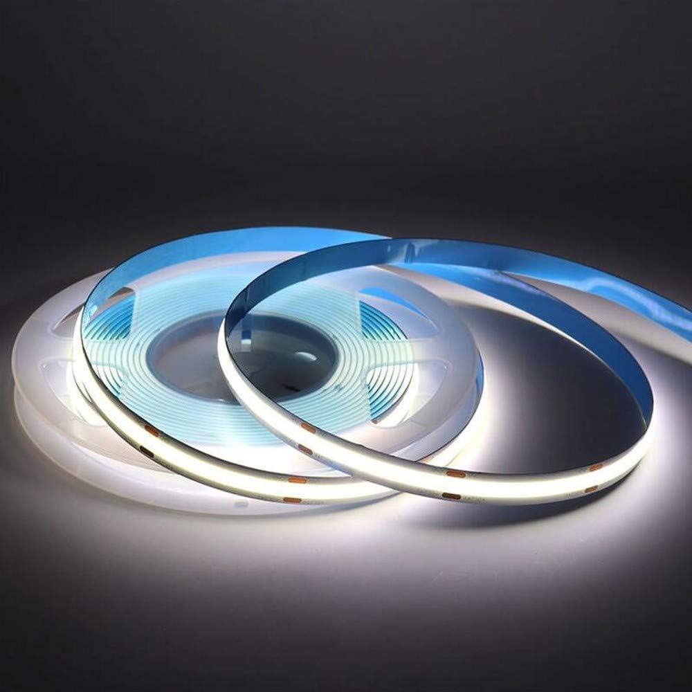 32.8FT COB LED Light Super Ranking TOP4 intense SALE Strip High DC12V Density Flexible Cold Tape