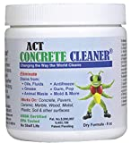 ACT Concrete Cleaner 8oz Eco Friendly Covers 50sqft.