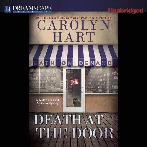 Death at the Door audiobook cover art