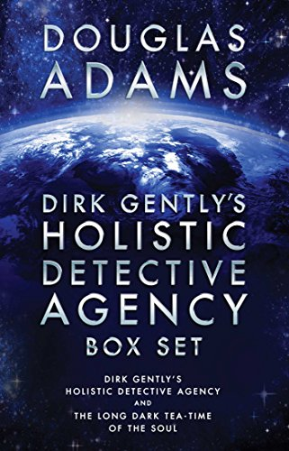 Dirk Gently's Holistic Detective Agency Box Set: Dirk Gently's Holistic Detective Agency and The Long Dark Tea-Time of the Soul (English Edition)