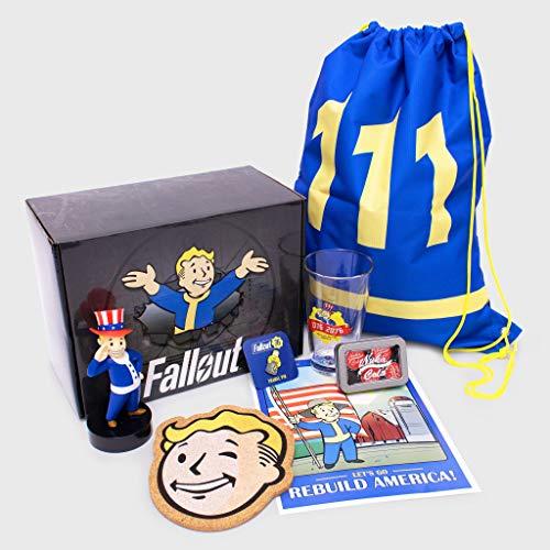 Culturefly Fallout 76 Collectors Box - Premium Edition - 7 Exclusive Items
