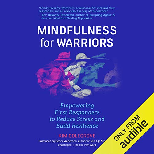 Mindfulness for Warriors cover art
