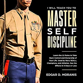 I Will Teach You to Master Self-Discipline cover art
