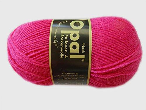 Opal 4-Fach Uni Pink