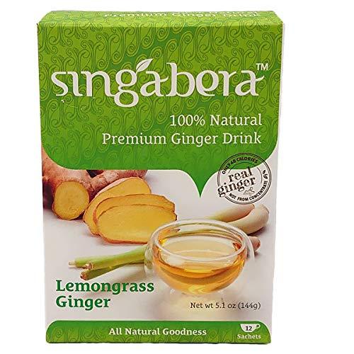 Singabera Lemongrass Ginger Drink