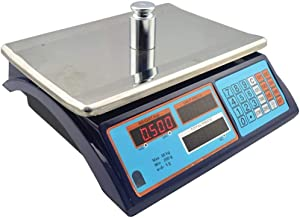 BRFDC Balance Cuisine Capacité de 30kg Haute précision Échelle électronique Numérique Portable Balance de comptage multifo...