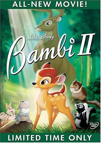 Bambi 2:Great Prince of Forest DVD Ret [Reino Unido]