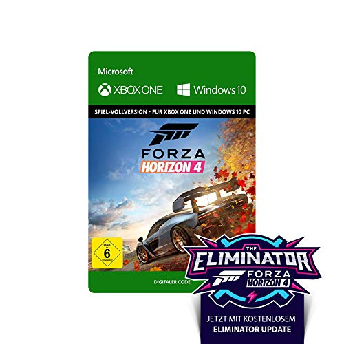 """Forza Horizon 4 – Standard Edition - Xbox One/Win 10 PC - Download Code 
