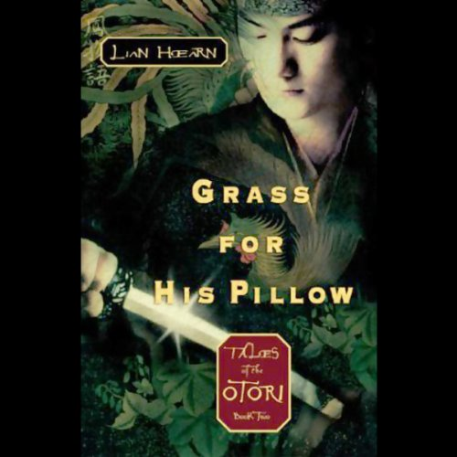 Grass for His Pillow audiobook cover art