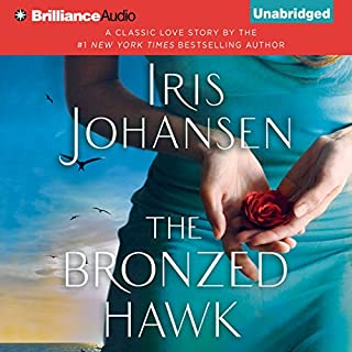 The Bronzed Hawk audiobook cover art