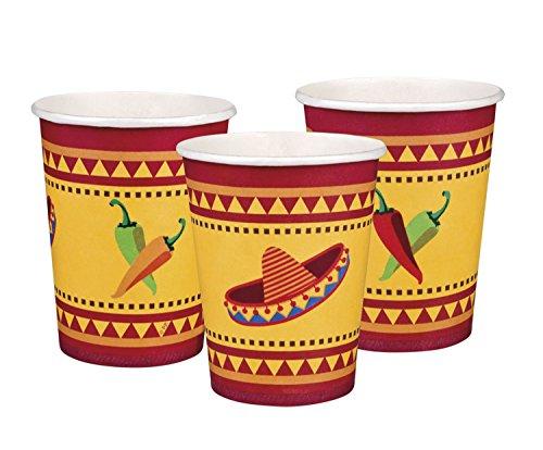 Boland 54410 Fiesta - Taza, multicolor , color/modelo surtido