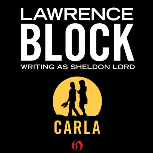 Carla audiobook cover art