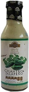 Nuestra Cosecha Selecta Aderezo Cilantro & Jalapeño, 354 ml