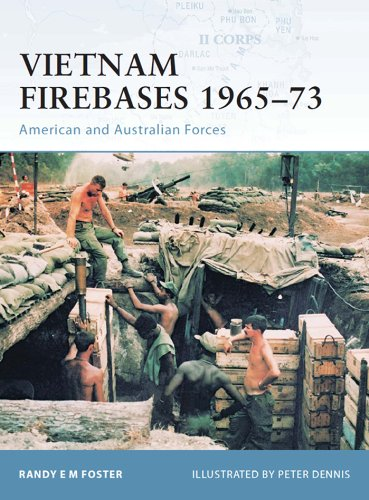Vietnam Firebases 1965-73: American and Australian Forces (Fortress Book  58) (English Edition) eBook: Foster, Randy E. M, Dennis, Peter: Amazon.it:  Kindle Store