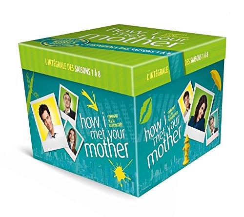 How I Met Your Mother-L'intégrale des Saisons 1 à 8 [Édition Limitée]