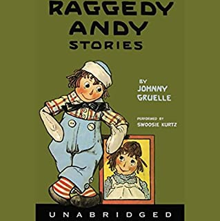 Raggedy Andy Stories audiobook cover art