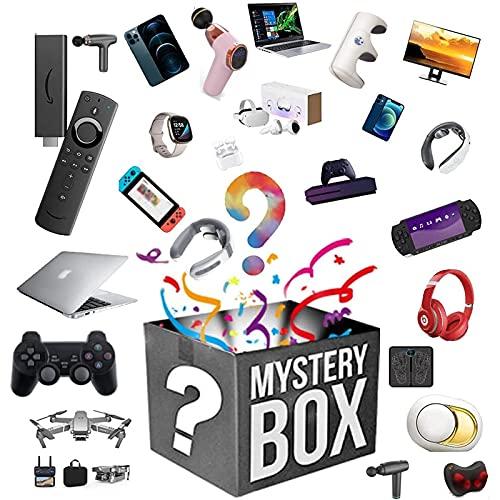 TAOYAO Mystery Box Electronic Lucky Blind Box Super Costeffectieve randstijl Uitstekende prijs-kwaliteitverhouding Geef je een verrassing of als cadeau aan anderen