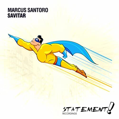 Marcus Santoro