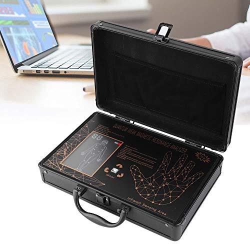 bester Test von quantum resonance magnetic analyzer deutsch Nannday Portable Quantum Resonance Magnetic Analyzer Mehrsprachige Unterstützung: Englisch und…