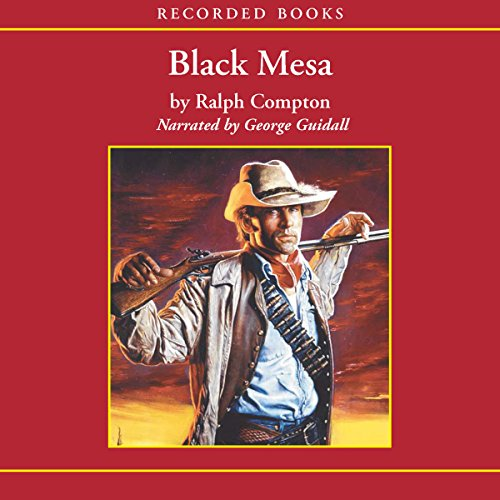 Black Mesa audiobook cover art