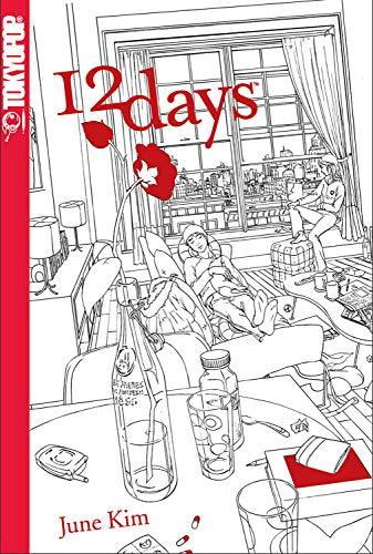 12 Days manga (English Edition)