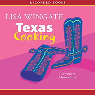 Texas Cooking audiobook cover art