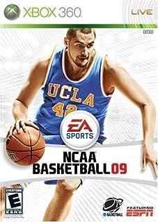NCAA Basketball 09 - Xbox 360 (Renewed)