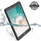 iPad air3 pro 10.5インチ 完全 防水ケース 耐震 防雪 防塵 耐衝撃 カバー 全面保護 IP68防水規格 アイパッドケース アイパッドカバー 防水カバー 耐衝撃カバー 薄型 iPadPro iPadPro10.5インチ 10.5 アイパッド ストラップ付き お風呂 アウトドア A2152 / A2123 / A2153 / A2154 / A1701 / A1709 / A1852 (iPad Pro 10.5インチ)