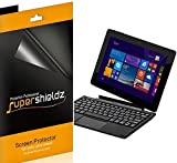(3 Pack) Supershieldz for Nextbook Flexx 10 (10.1 inch) Screen Protector, High Definition Clear Shield (PET)