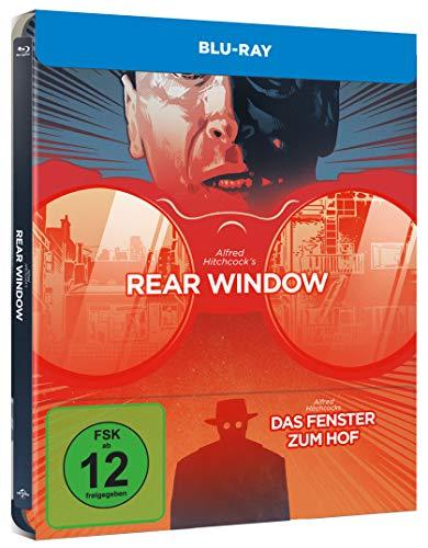 Das Fenster zum Hof limitiertes Steelbook [Blu-ray]