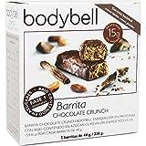 Bodybell Barritas Chocolate Crunch 5 Unidades