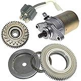 Artudatech Embrague de arranque para motor de rodamiento de una direcci/ón para motocicleta DU-CA-TI 999S 748 749 929 996 998 ST 2//3//4