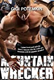 Mountain Wrecker: A giant Greek god nails his fitness Amazons into the walls of a mountain with his gigantic member! (Greek God, Mountain Lesbians Book 13)