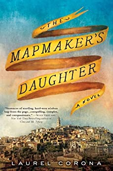 The Mapmaker's Daughter by [Laurel Corona]