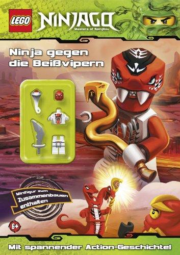 LEGO Ninjago: Ninjas gegen die Beißvipern