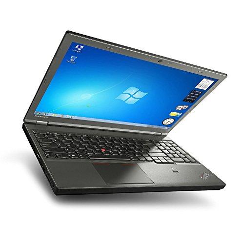 """Lenovo Thinkpad T540P PC portatile - 15,6"""" Core I5-4200M 8Gb 240GB Ssd Wifi di Windows 10 Professional a 64-bit (Ricondizionati Certificati) (Ricondizionato)"""