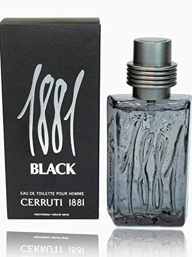 Cerruti 1881 Black Eau De Toilette 100 ml (man)