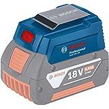 Bosch Professional(ボッシュ) 18V コードレスUSBアダプター (本体のみ、バッテリー・充電器別売り) GAA18V-24