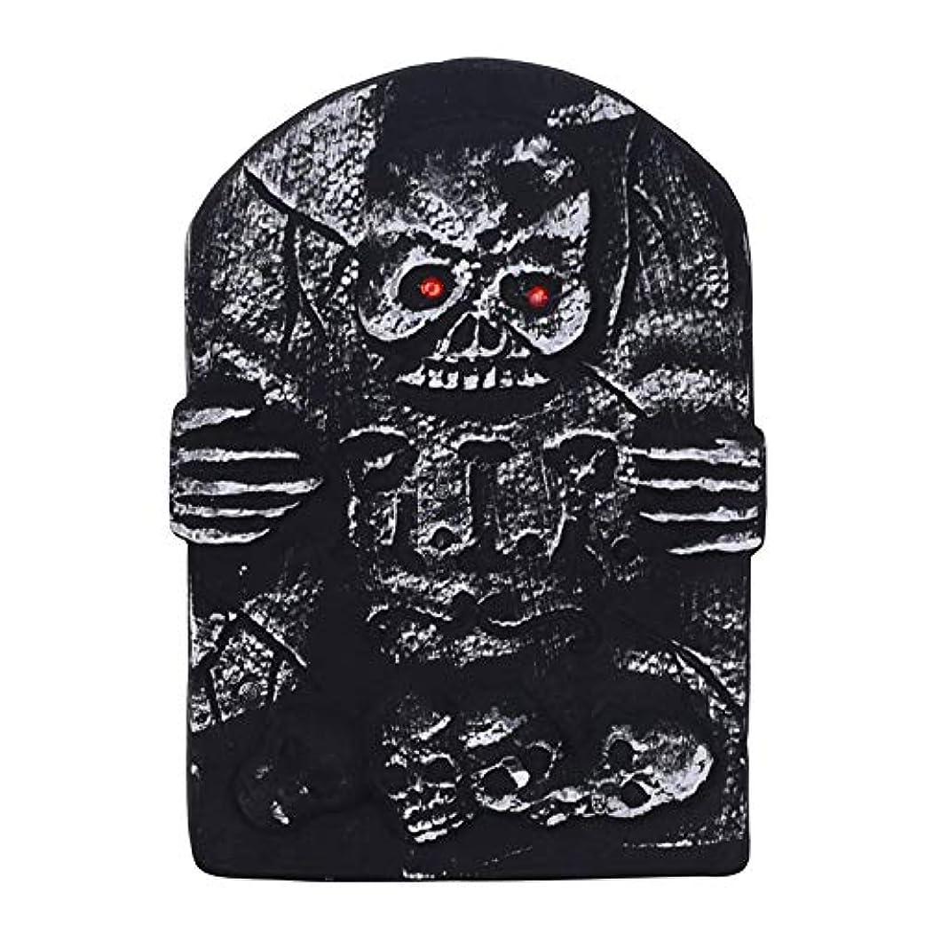 偽物質品揃えETRRUU HOME 墓石ハロウィーン墓写真小道具バーお化け屋敷KTVタトゥーショップ装飾装飾