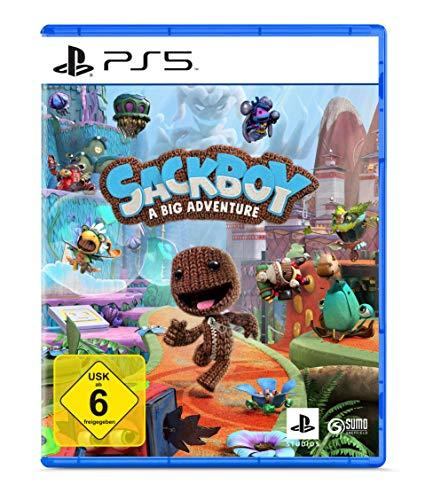 Sackboy: A Big Adventure - [PlayStation 5]