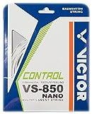 VICTOR Saiten VS-850 Nanotec yellow Set, gelb, 10 m -