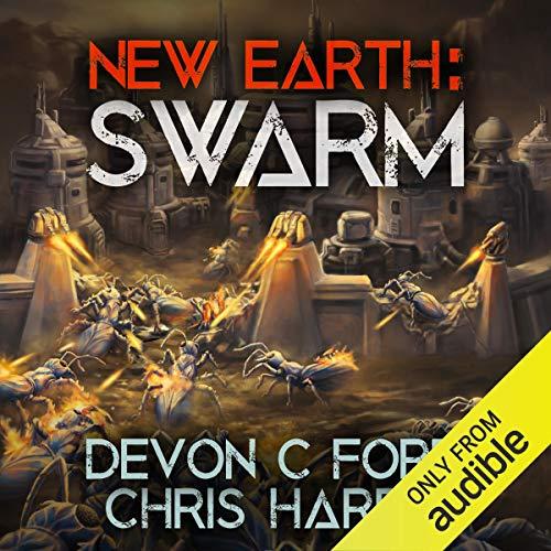 Swarm cover art