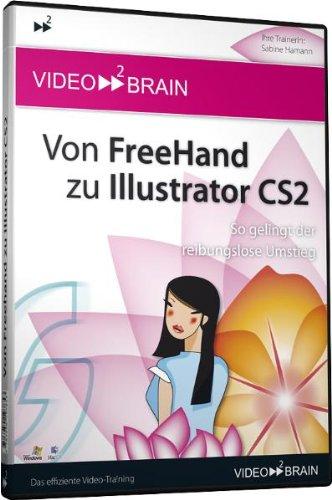 Von Freehand zu Illustrator CS2 [import allemand]