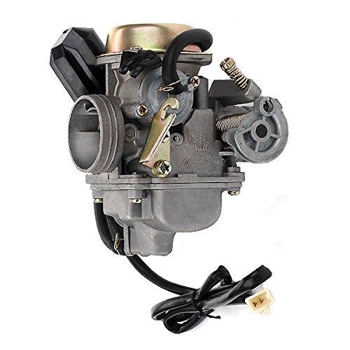 amazon com monster motion 150cc carburetor for baja 150 (ba150) atvamazon com monster motion 150cc carburetor for baja 150 (ba150) atv and dune 150 (dn150) go kart automotive