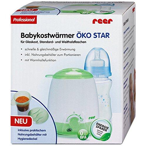 reer Babykostwärmer Öko Star Flaschenwärmer