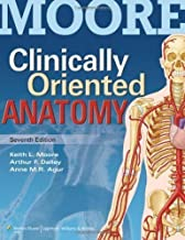 Clinically Oriented Anatomy by Moore PhD FIAC FRSM FAAA, Keith L., Agur BSc (OT) MSc P 7th (seventh), North Ameri Edition (2/13/2013)