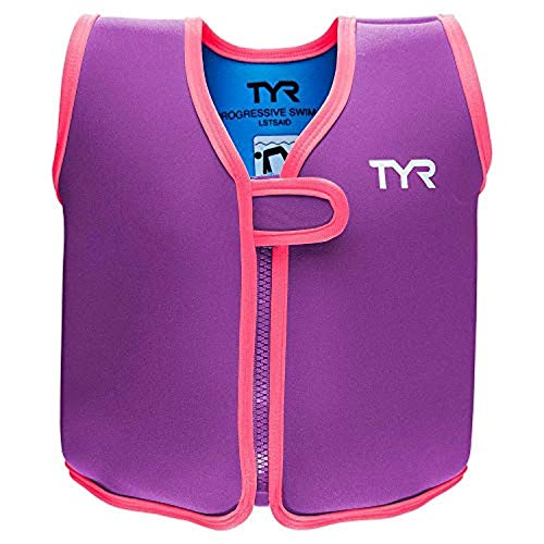 Why Should You Buy Swim Bundle: TYR Progressive Swim Aid Purple S & Swimming Earplugs